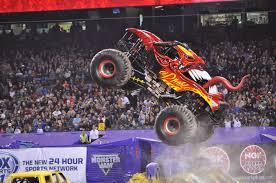 monster truck show schedule 2014 trail mixed memories our first monster jam monster trucks galore