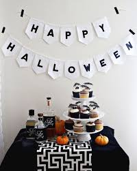 happy halloween banner free printable three fun halloween ideas with printables u2013 a beautiful mess