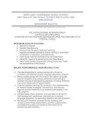Cover Letter For Substitute Teacher  sample letter recommendation