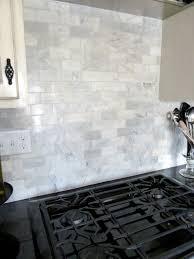 Kitchen Marble Backsplash Kitchen Sneak Peek Our Fifth House