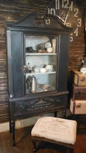 Distressed Black Kitchen Island by 25 Best Black Distressed Cabinets Ideas On Pinterest Distressed