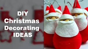 Home Made Decoration by Diy Christmas Decorations Ideas Home Made Christmas Decorating