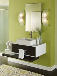 Hanging Bathroom Vanities by Bathroom Ideas Ultra Modern Framed Bathroom Mirror With Single