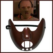 Hannibal Halloween Costume Hannibal Lecter Sociopath Restraint Mask Costume Halloween Serial