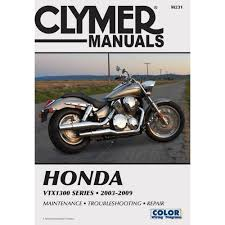 amazon com clymer repair manual for honda vtx1300 c r s t 03 09