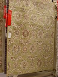 Homesense Cushions A More Traditional Patterned Rug In A Soft Sage Green Winners