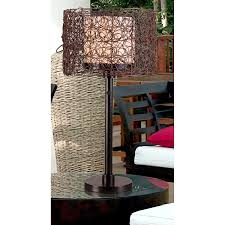 Amazon Table Lamps Kenroy Home 32219brz Tanglewood Outdoor Table Lamp Bronze Finish