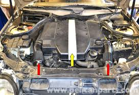 mercedes benz w203 alternator replacement 2001 2007 c230 c280