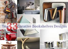 Simple Free Standing Shelf Plans by Top 33 Creative Bookshelves Designs