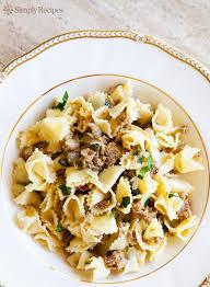 Pasta Recipes Tuna Pasta With Capers In White Wine Sauce Simplyrecipes Com