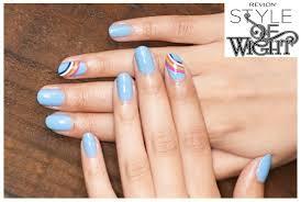 rainbow nail art step by step u0027how to u0027 guide