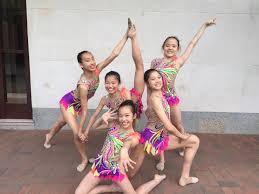 小学生 新体操|