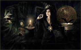 free halloween images beautiful witches wallpaper wallpapersafari