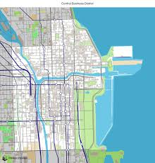North Shore Chicago Map by Map Of Building Projects Properties And Businesses In The