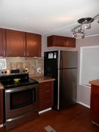 Remodel Small Kitchen 1973 Pmc Mobile Home Remodel