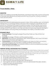 Resume Job Profile by Real Estate Agent Job Salary Real Estate Agent Job Description For