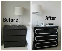 Ikea Hopen Queen Bedroom Set Bedroom Ikea Malm Nightstand In Black For Bedroom Furniture Ideas
