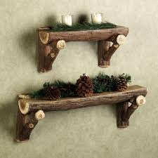 wall hanging wooden shelves best decor things