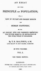 Thomas Malthus   Biography   Britannica com
