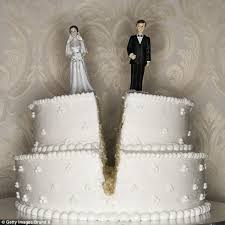 Divorce selfie craze  The couple are one of many that have posted selfies on social