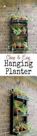 Outdoor Wall Planters by 148 Best Diy Garden Ideas Images On Pinterest Gardening