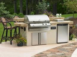 outdoor stainless steel furniture on outdoor kitchen kits with