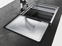 Keeping It Clean  Unique Kitchen Sink Designs - Sink designs kitchen