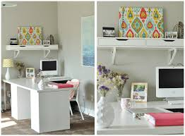 home office desk decorating ideas small layout design space