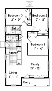 rambler house plans 79178 4 bedroom floor ranch on with cool 3