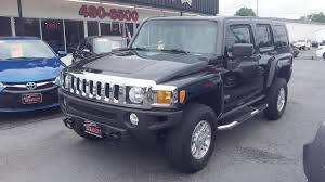 2006 hummer h3 adventure 4x4 carfax certified moonroof onstar