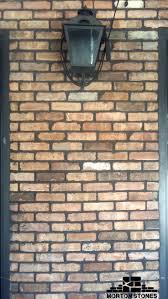 Fake Exposed Brick Wall Best 25 Brick Veneer Wall Ideas On Pinterest Repair Indoor