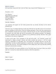 Cover Letter For A Customer Service Call Center Throughout     Call Center Cover Letter Template Customer Service Call Center Resume Within Incredible Call Center Cover Letter