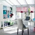 Interior Designs: White Multifunctional Cabinets White Desk Grey ...