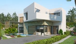 Villa Modern by Unic Villas Modern Luxury Villa Under Project In A Popular
