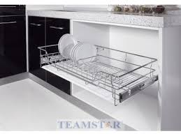 Pull Out Basket HAUSS Furniture Hardware Furniture - Kitchen cabinet accesories