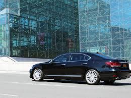 lexus hotel new york private car service sedan new york airport transfers