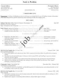Writer qualifications resume