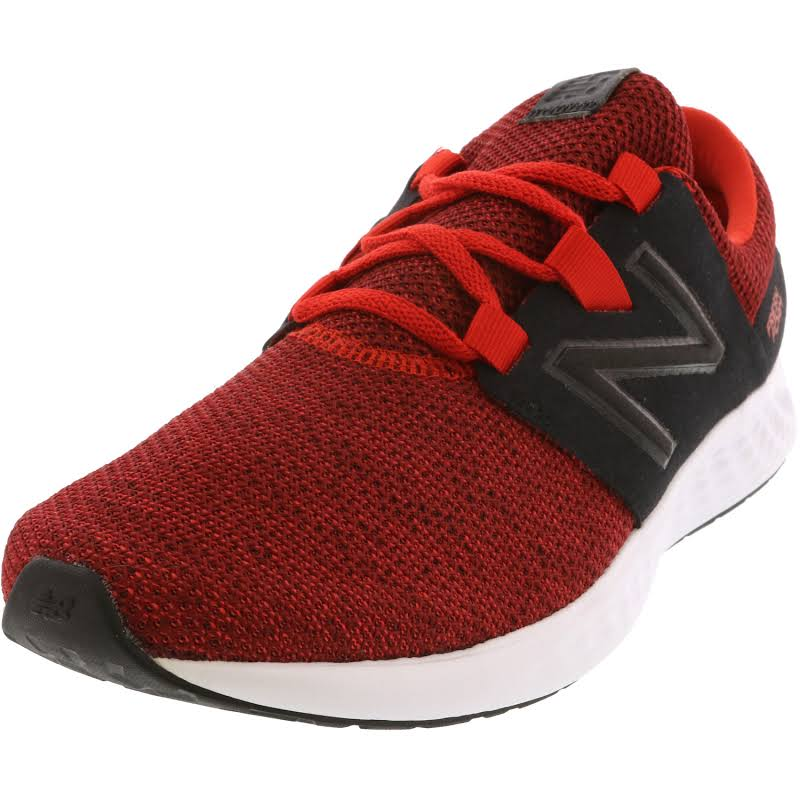 New Balance Athleisure Walking Sneakers Red 8 Medium (D)
