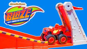 blaze nickelodeon blaze monster machines monster dome
