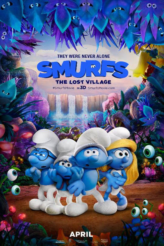 Smurfs: The Lost Village (2017) Download Full Movie In HD Through Direct Link-660 MB