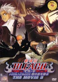 "Bleach: Pelicula 3 ""Fade to Black"" (2008) [Vose]"
