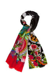 Desigual Home Decor by Desigual Jacky Scarf From Hawaii By Hurricane Limited U2014 Shoptiques
