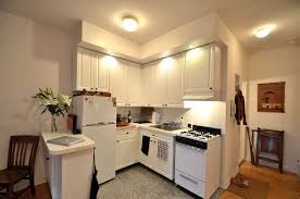 apartments kitchen cheerful small kitchen with l shaped cabinet