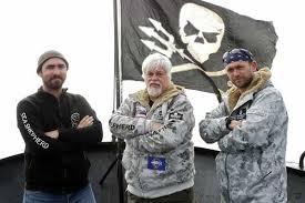 Whale Wars Crew