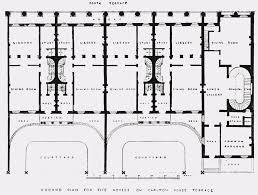 uk terraced house floor plans