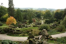 Rock Garden Plants Uk by Rock Garden Wikipedia