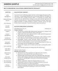 Office Assistant Resume Sample by 10 Administrative Assistant Resumes Free Sample Example
