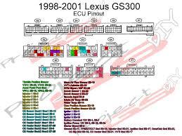 2002 lexus gs 300 and gs 430 wiring diagram gs u2022 sewacar co