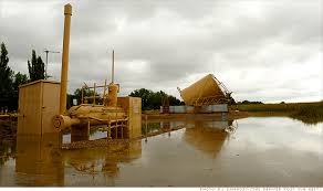 Colorado flooding may unleash fracking fluids - Sep. 18, 2013