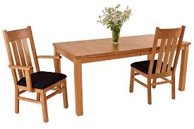 Craftsman Style Dining Room Furniture Stowe Mission Table